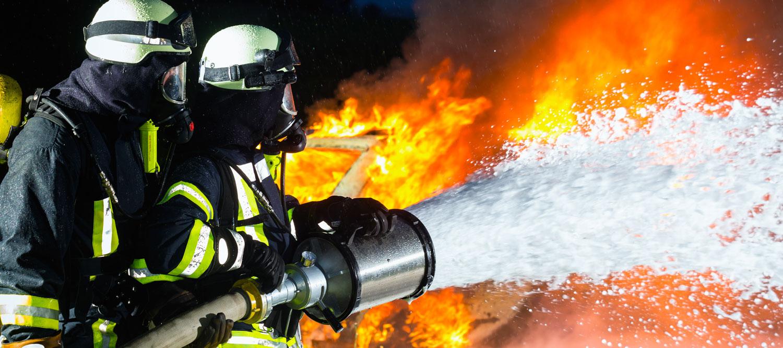 spegnimernto incendio